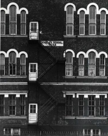 Ray Metzker Chicago 1956