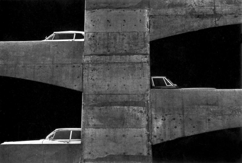 Ray Metzker 1964, Washington DC