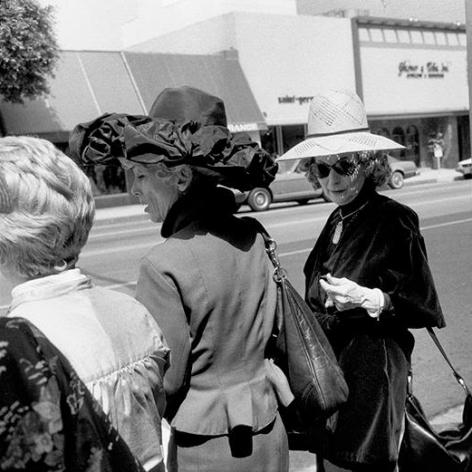 Garry Winogrand Beverly Hills 1978-1980