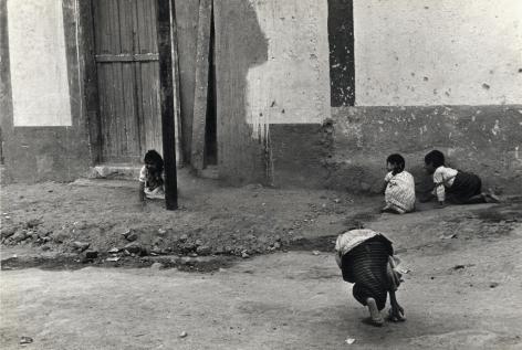 Helen Levitt, Mexico City, 1941