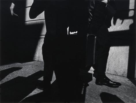 Ray Metzker Philadelphia, 1981