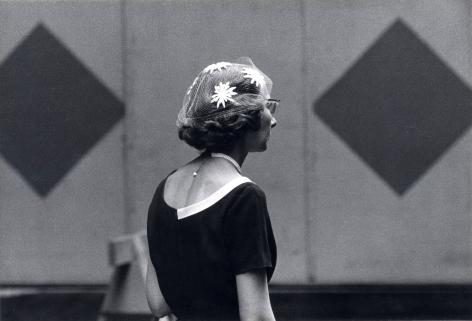 Ray Metzker Chicago 1958