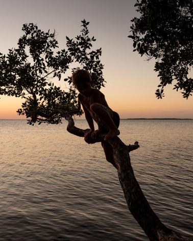 Anastasia Samoylova High Tide, Key West, 2016