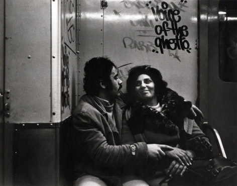 Helen Levitt NYC, circa 1974