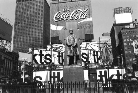 Lee Friedlander New York City, 1974