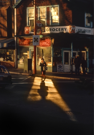 Fred Herzog Crossing Powell 2, 1984
