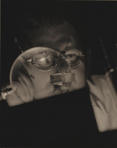 WILL CONNELL (American: 1898 – 1961), The Optician (1935)