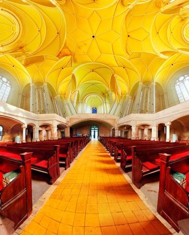 Raissa Venables Zionskirche, 2005