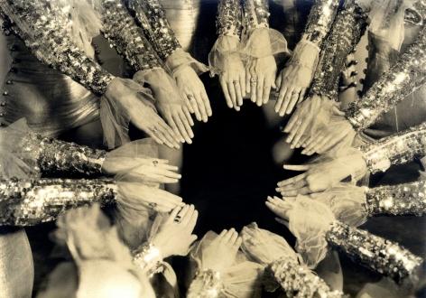 Wendell MacRae Hands of The Roxyettes, Radio City Music Hall