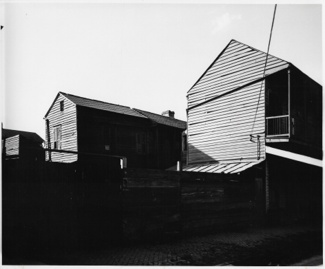 WRIGHT MORRIS (American: 1910 - 1998), New Orleans (c.1939)