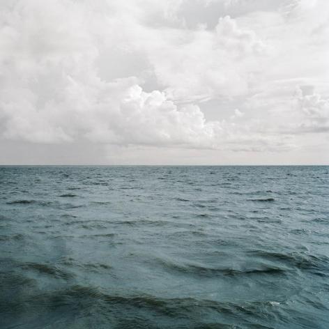 Luca Campigotto Lake (Blue)