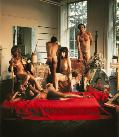 Neal Slavin Life Models