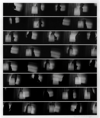 Ray Metzker Subscape, 1982
