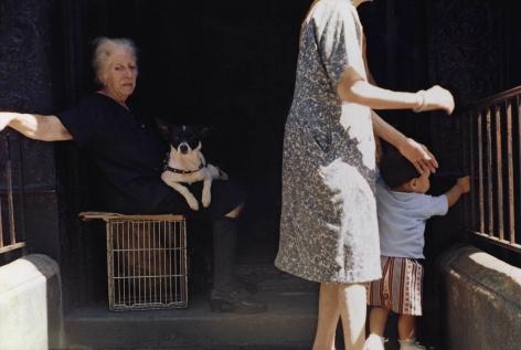 Helen Levitt, New York City, 1972