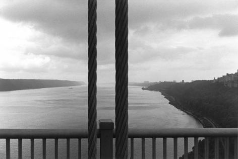 Lee Friedlander George Washngton Bridge, 1973