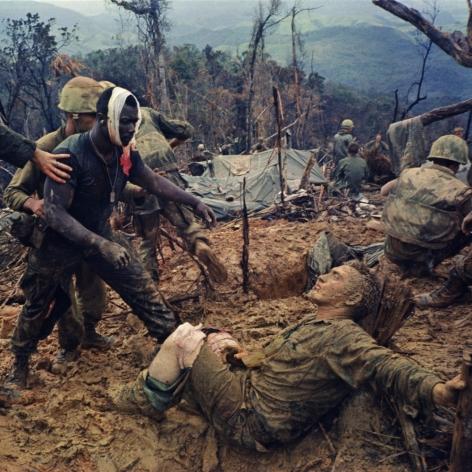 Larry Burrows Reaching Out Vietnam