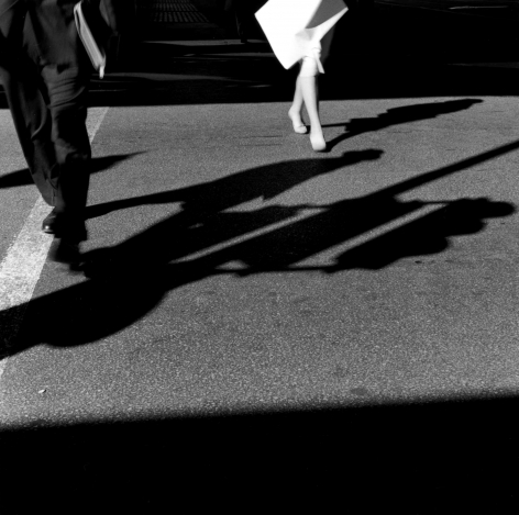 Ray Metzker, Chicago 1957