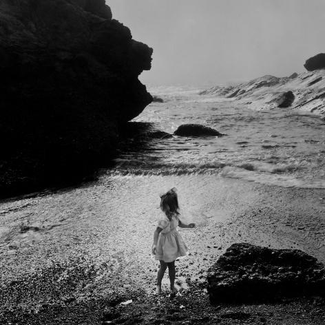 Wynn Bullock Lynne, Point Lobos, 1956