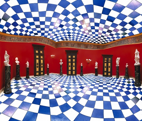Red Hall, Villa Wahnfried