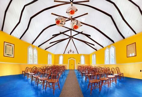 Clove Chapel, 2005