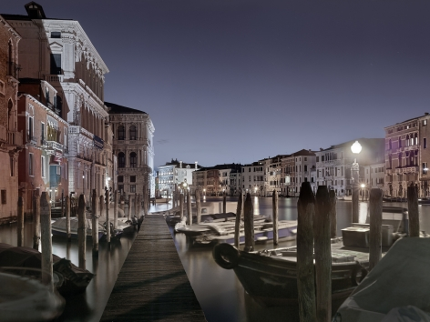Luca Campigotto Venice 2017-2018