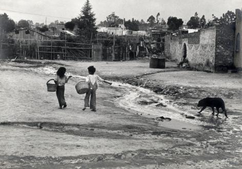 Helen Levitt Mexico City, 1941