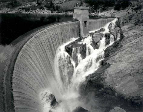 Toshio shibata Gibson Dam, Lewis and Clark County, MT 1996