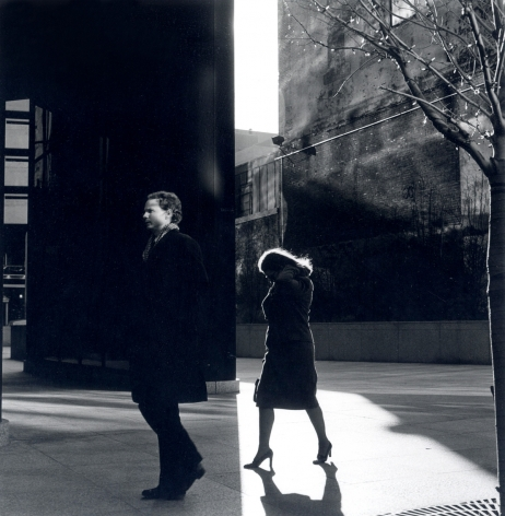 Ray Metzker City Whispers: Philadelphia, 1983