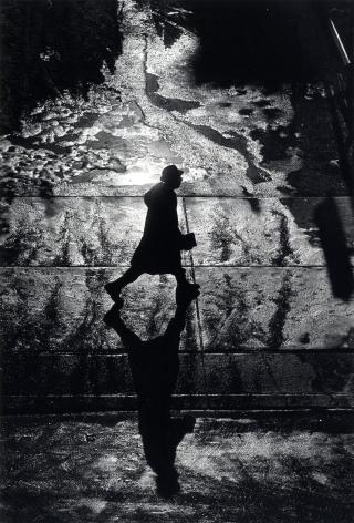 Ray Metzker Philadelphia), 1964