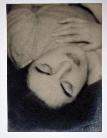 Alice Rahon Portrait / Man Ray