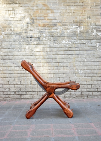 Sling Sloucher Chair / Don Shoemaker