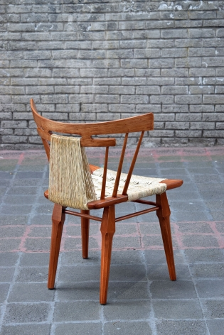 "Edmond Spence ""Peineta "" Chair"