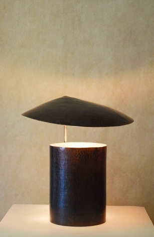 Rodolfo Diaz Cervantes / Paraguas Table Lamp