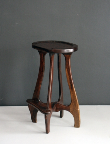 Pair of Stools / Don Shoemaker