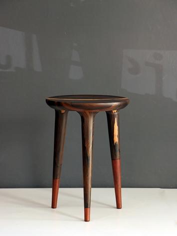 Chamak Side Table / Ania Wolowska