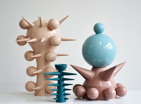 Ceramics Tony Mauricio