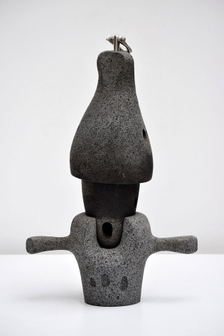 Sculptural Pot / Julio Martínez Barnetche