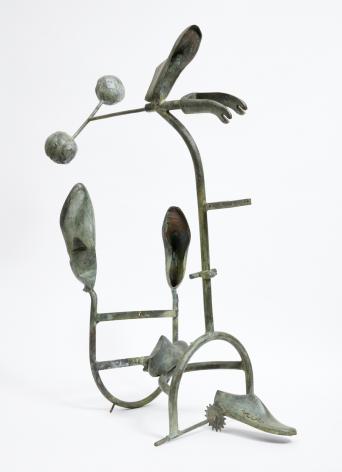 Joan Miró  Femme [Woman], 1972