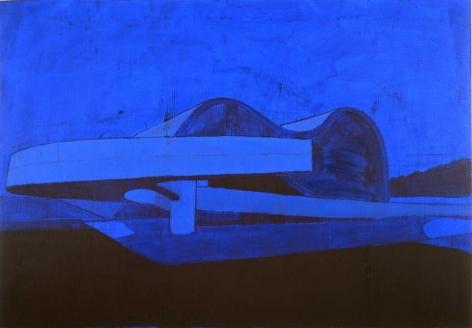 """Enoc Perez, """"Teatro Popular, Niteroi,"""" 2010"""