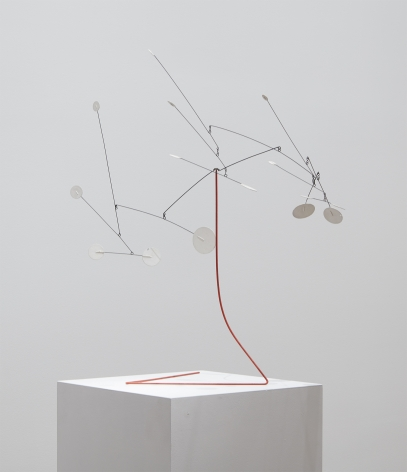 Alexander Calder, Small White Discs, 1953