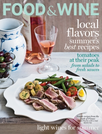 Food & Wine cover