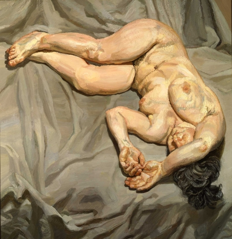 Wall Street Journal. The Secret Life of Lucian Freud