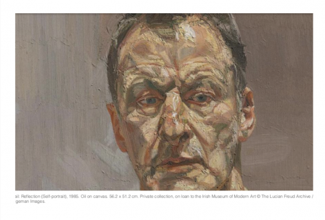 "Emily Spicer, ""Lucian Freud: The Self-portraits, Royal Academy review"""