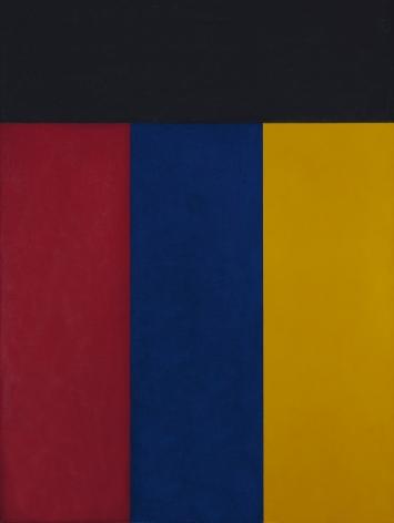 Brice Marden, Elements V, 1984