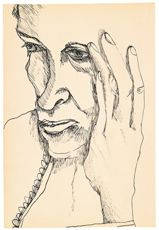 Lucian Freud, The Painter's Mother