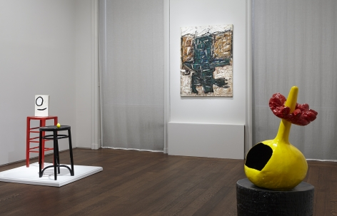 Riopelle | Miró: Color