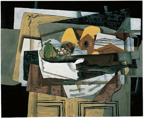 Georges Braque, The Pantry, 1920