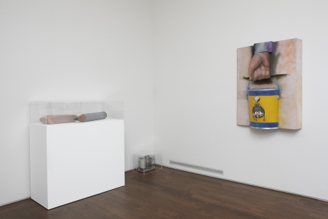 Left to Right:, Vija Celmins,Eraser,1967, National Gallery of Art, Washingotn; Gift of Edward R. Broida (2005.142.8), Art© Vija Celmins