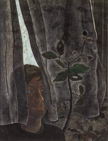 Lucian Freud, Interior Scene