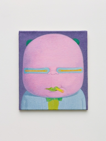 Artsy | Beijing-Based Zhang Gong Returns to New York with a Pop-Culture-Infused New Show
